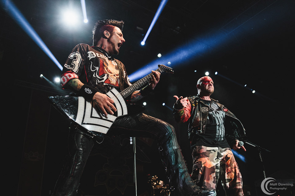 five finger death punch battery park sioux city events