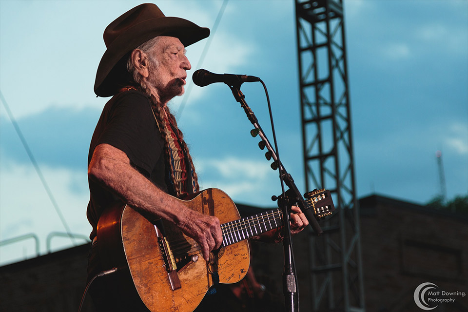 willie nelson battery park events 2017