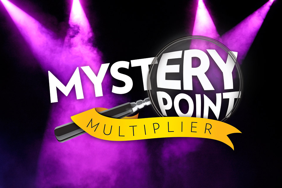 mystery point multiplier sioux city promotions