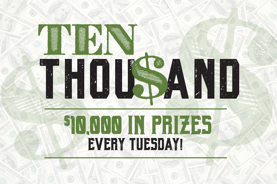 ten thousand tuesdays sioux city promotion