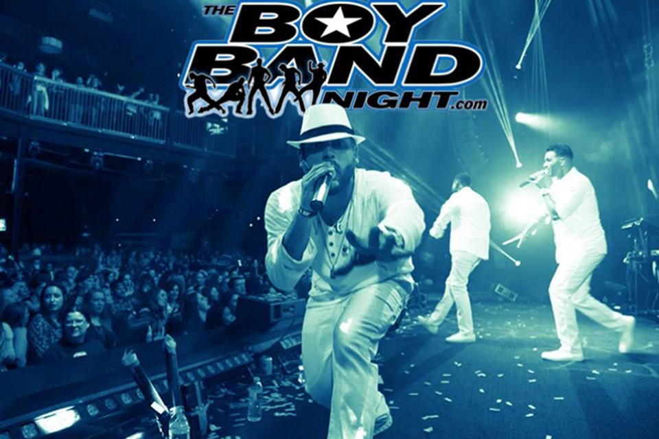 the boy band night sioux city nightlife