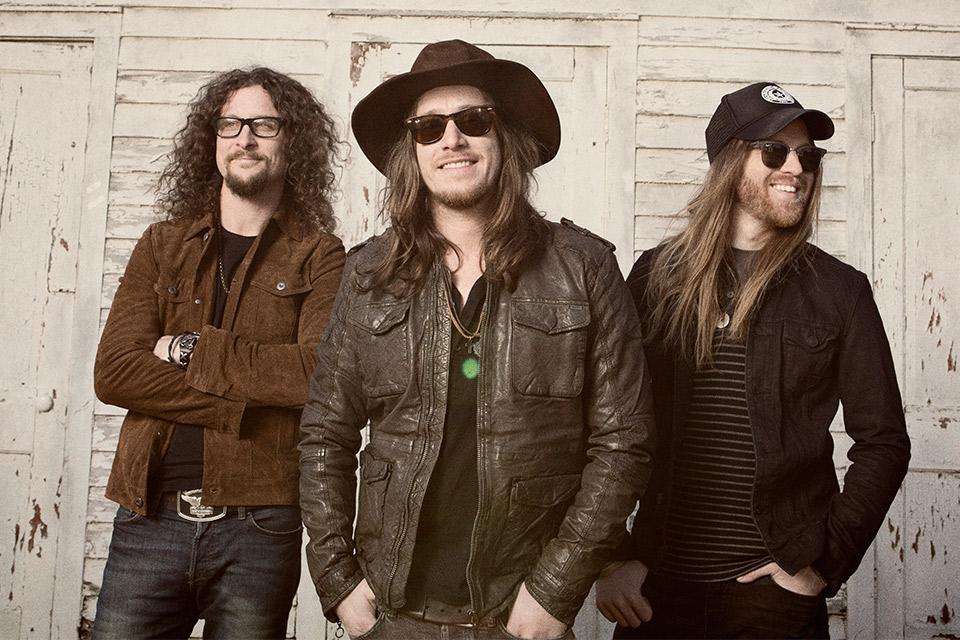 the cadillac three hard rock concerts