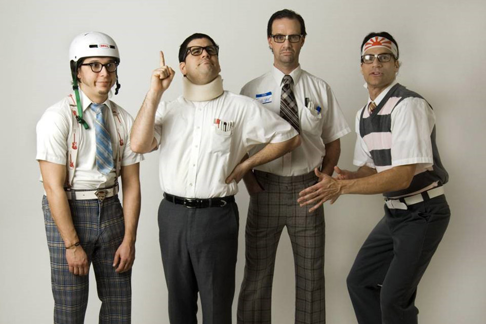 the spazmatics sioux city entertainment