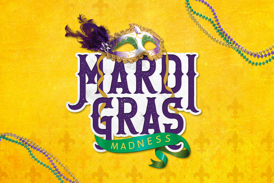 mardi gras madness sioux city attractions