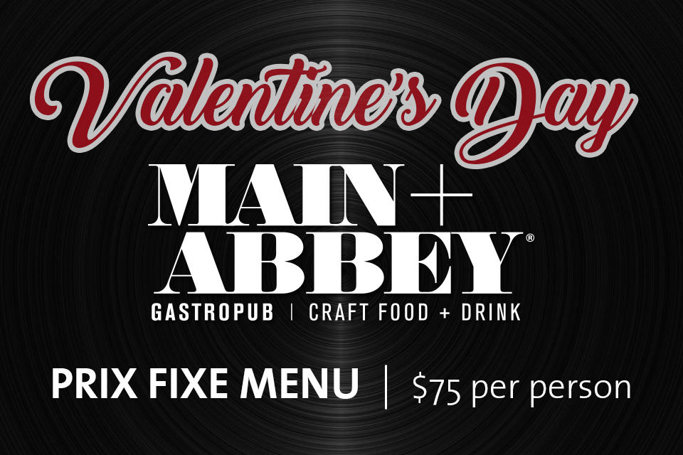 valentines day main abbey restaurants in sioux city
