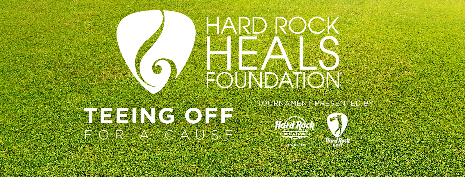 teeing off for a cause golf tournament