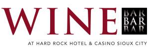 wine bar sioux city casino