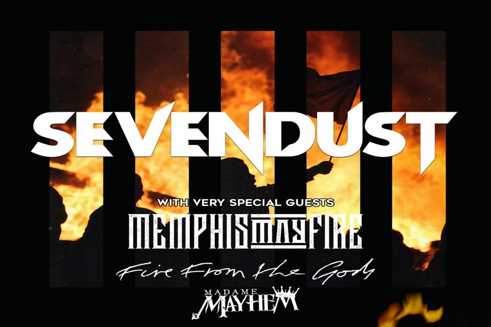 sevendust sioux city events