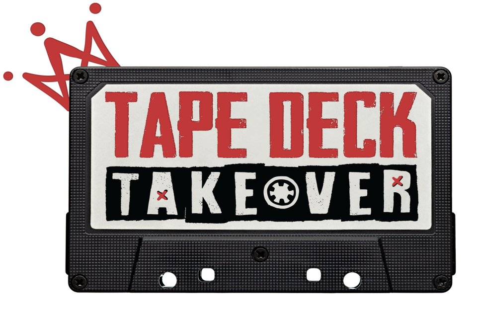 Tape Deck Takeover Sioux City Events