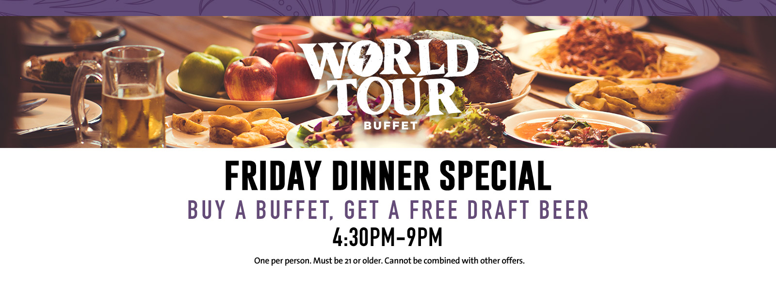 things to do in sioux city world tour buffet
