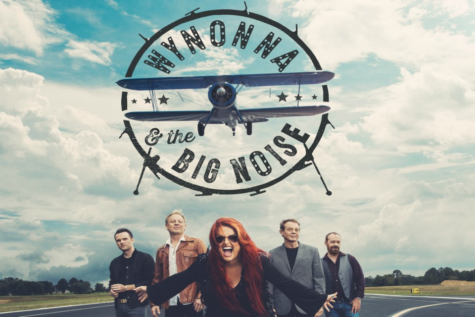 wynonna and the big noise hard rock sioux city events