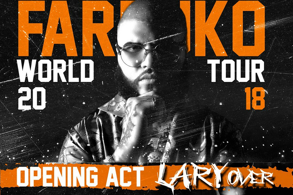 farruko sioux city entertainment