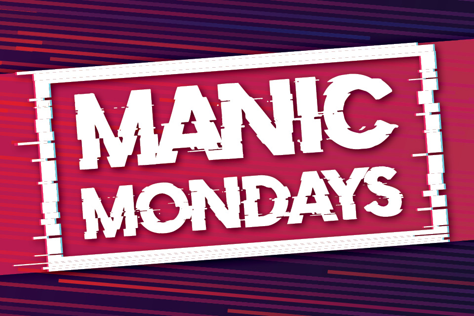 manic mondays promotion sioux city iowa casinos