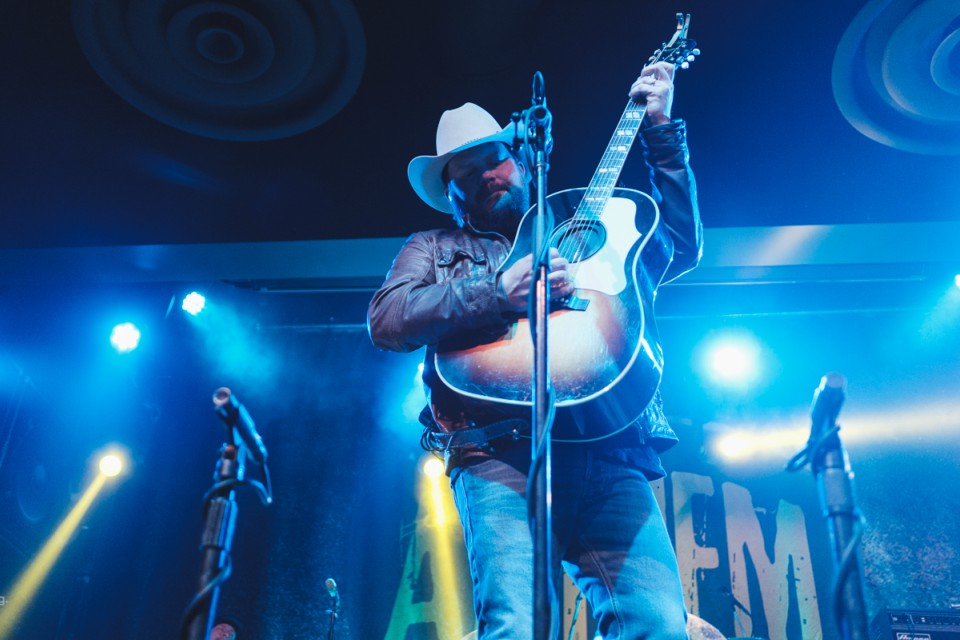 randy rogers band sioux city concerts