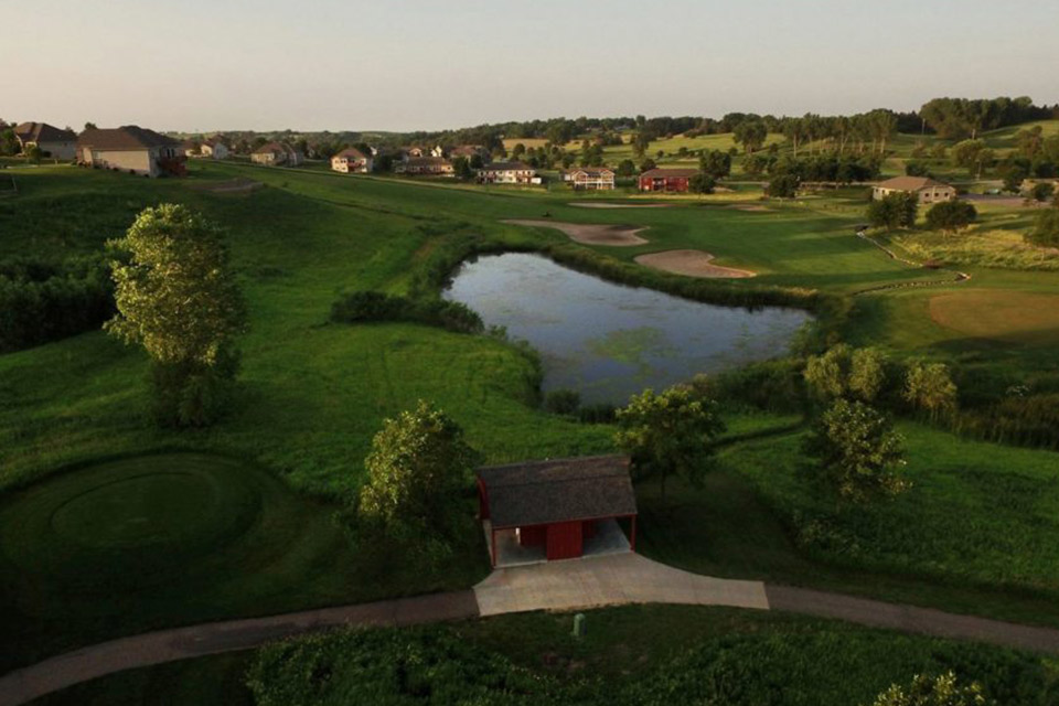 whispering creek golf package