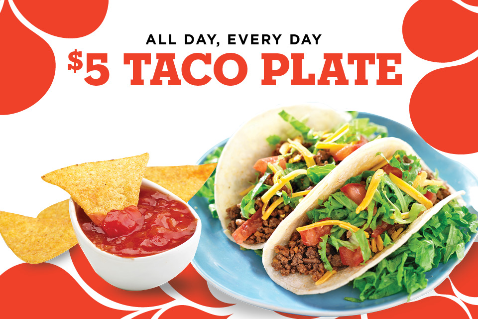 sioux city dining specials fuel taco plate