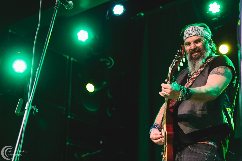 Steve Earle & The Dukes – March 24, 2018