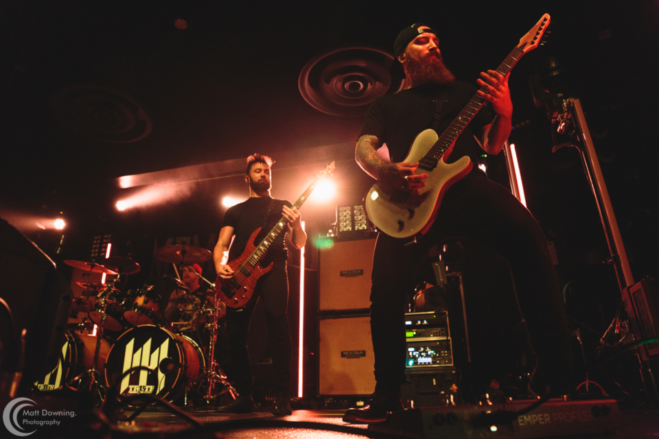 Memphis May Fire Sioux City Concerts