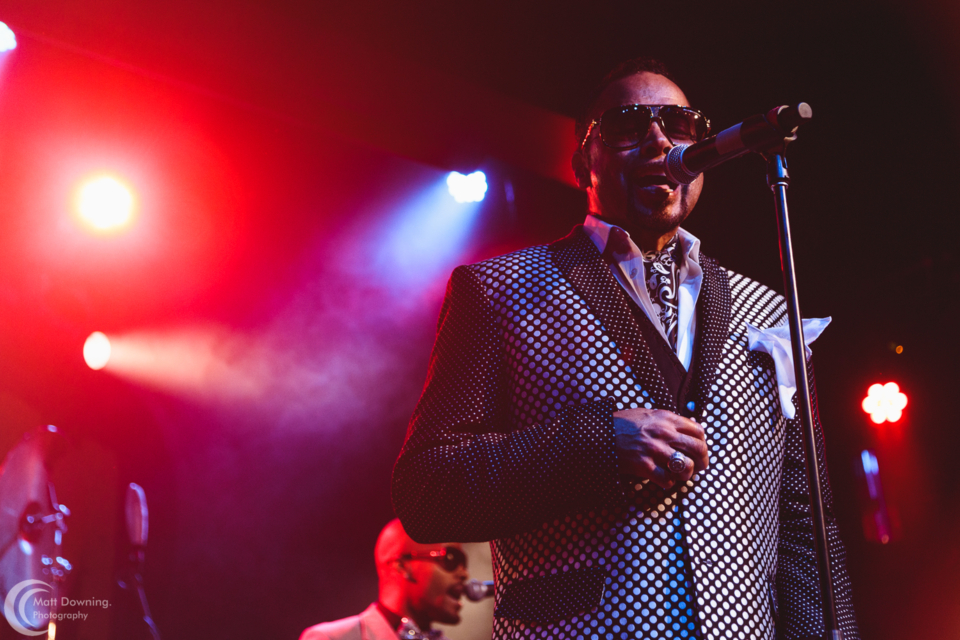 Morris Day Sioux City Concerts