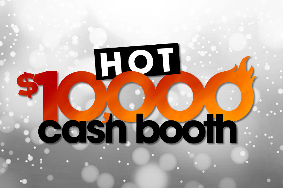 hot cash booth