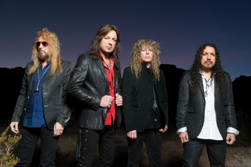 stryper sioux city show