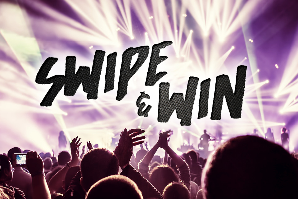 swipe win promotion