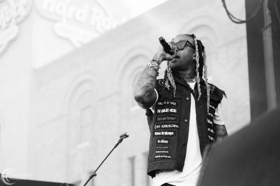 Ty Dolla $ign – August 6, 2018