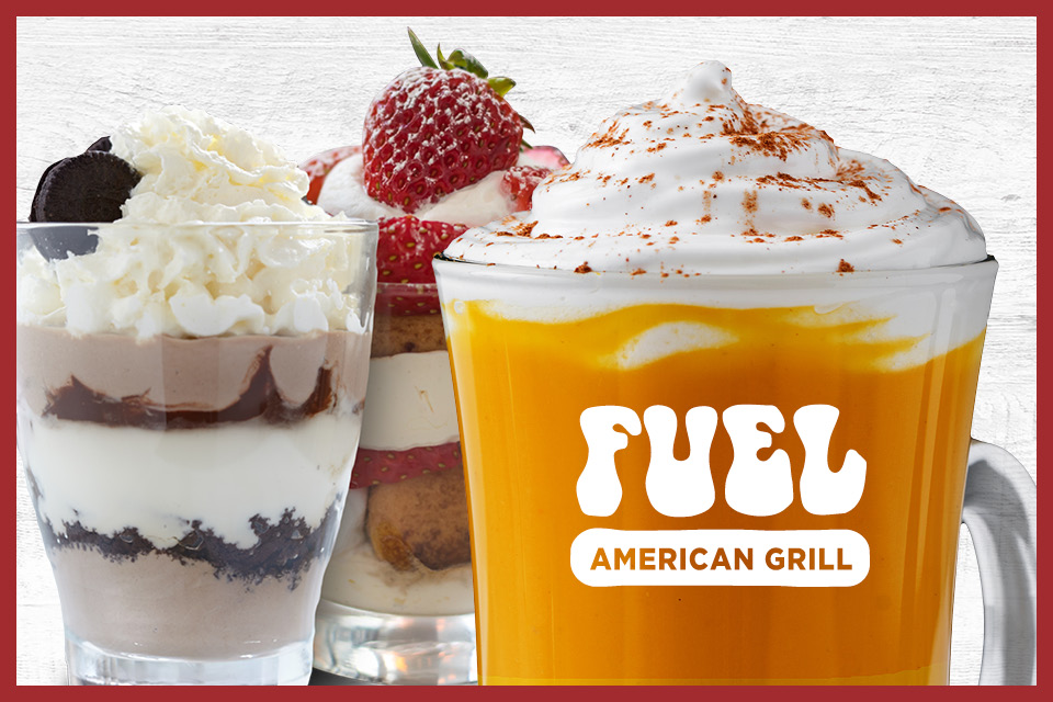 fuel american grill promotion