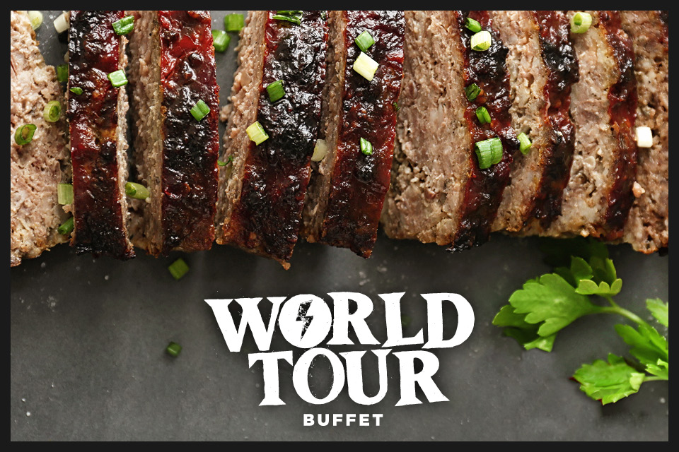 world tour buffet promotion