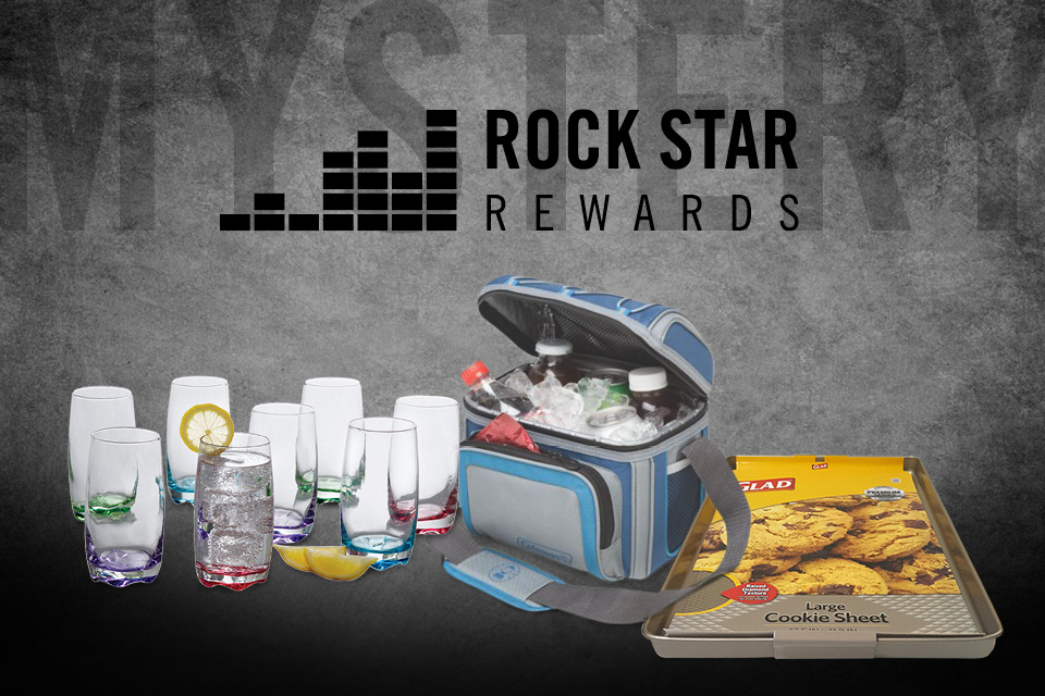 rock star rewards event