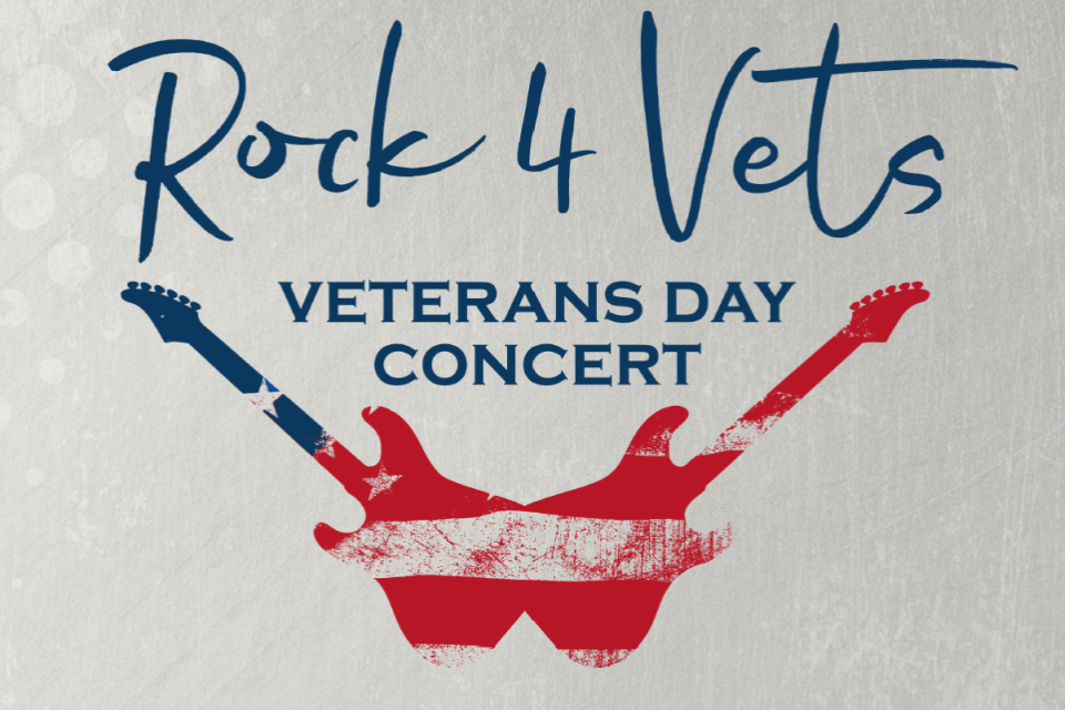 rock for vets sioux city concert