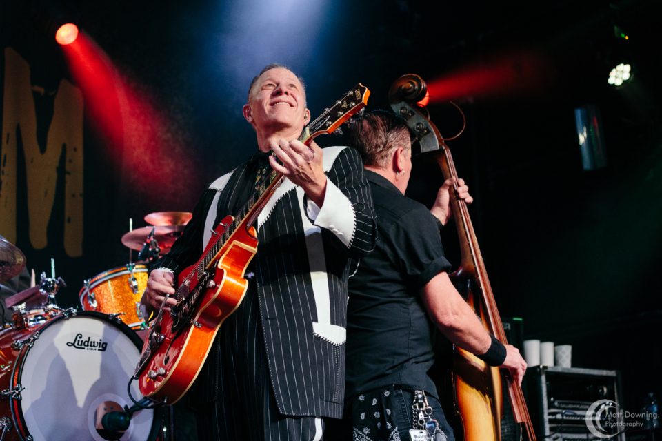 Reverend Horton Heat – September 14, 2018