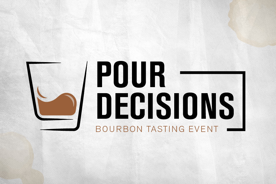 pour decisions bourbon tasting event