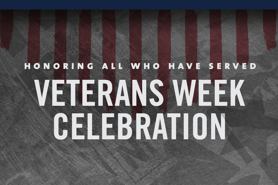 veterans week celebration 2018