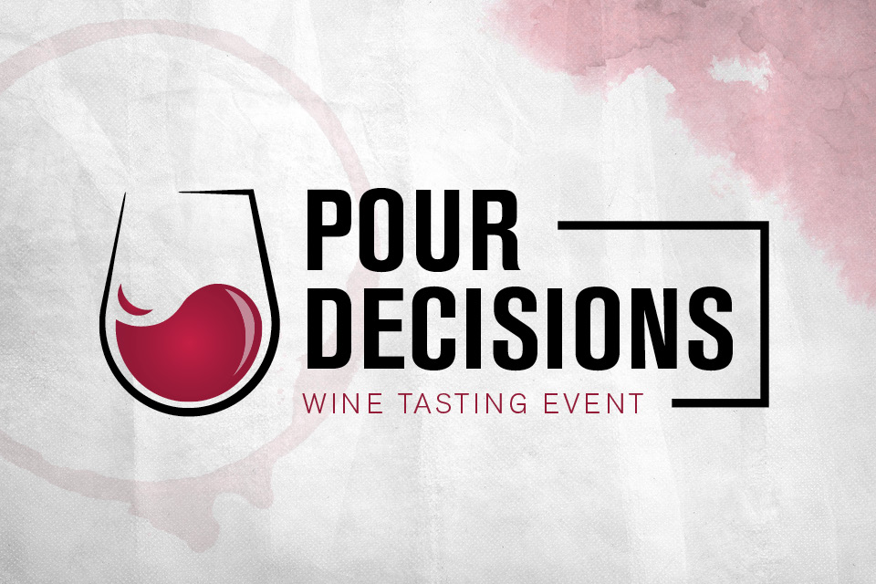pour decisions wine tasting event