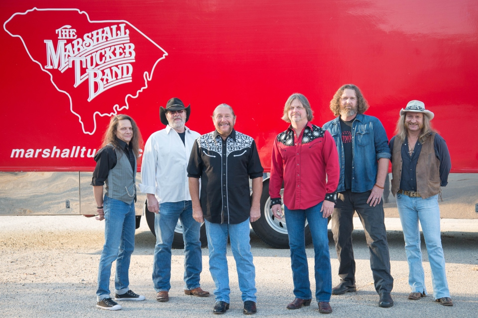 Marshall Tucker Band sioux city shows