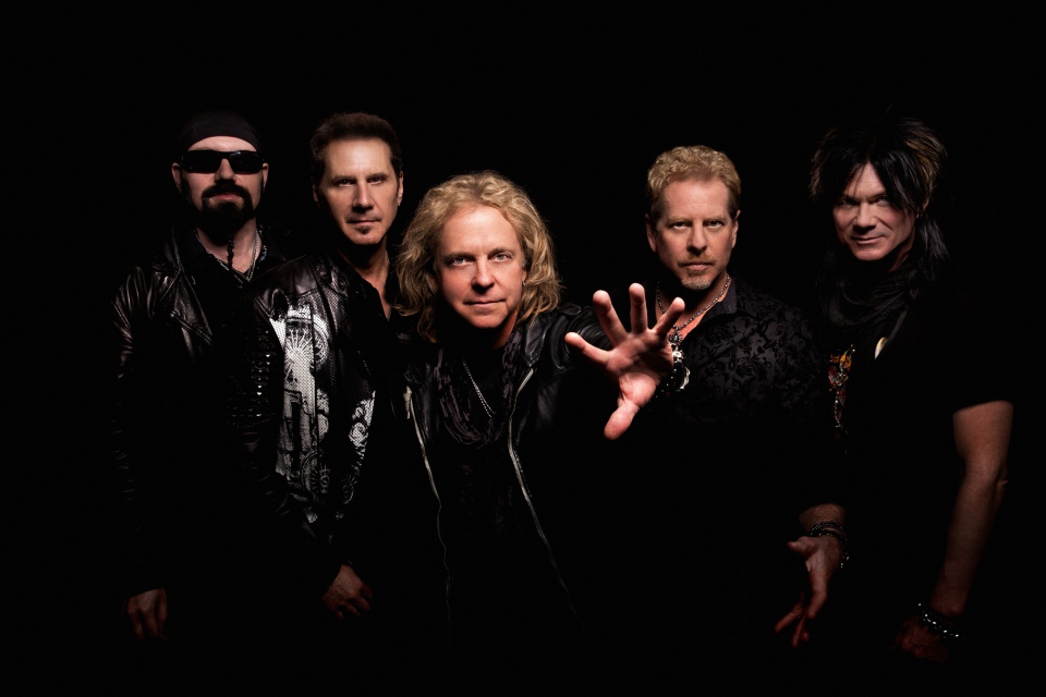 night ranger sioux city events