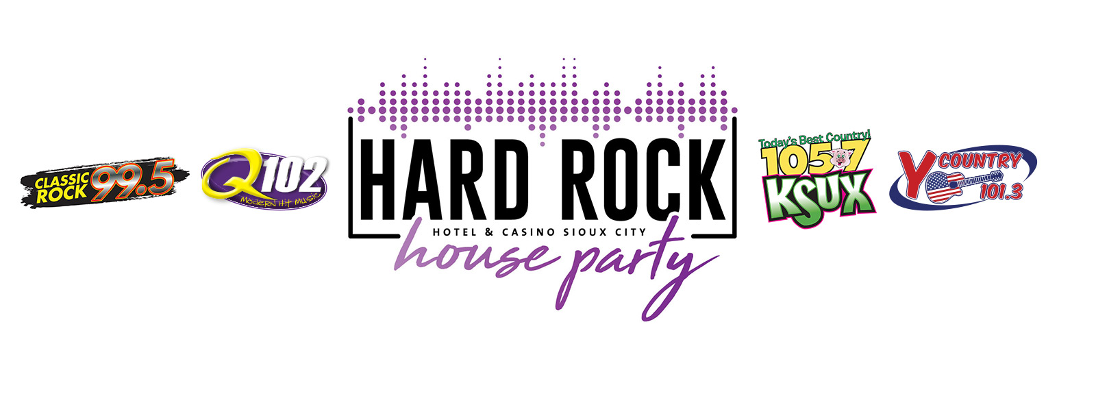 hard rock house party