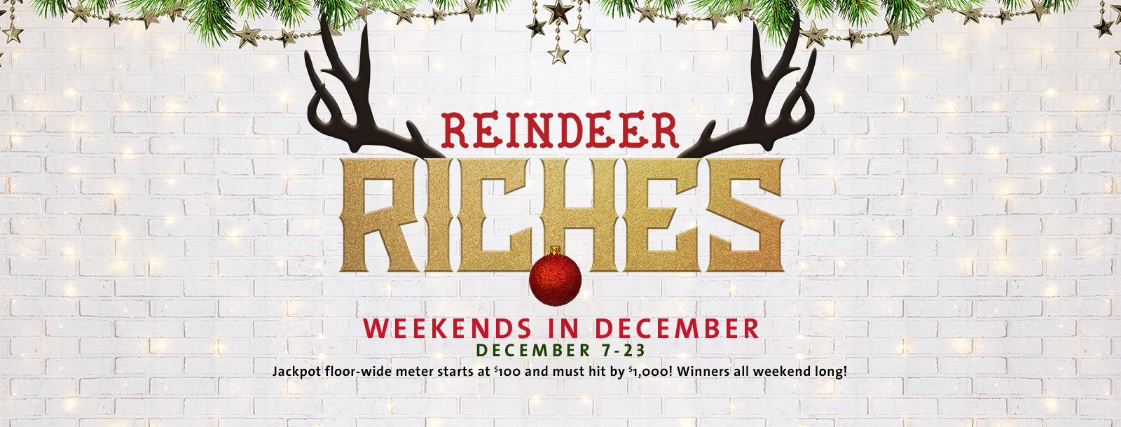 reindeer riches
