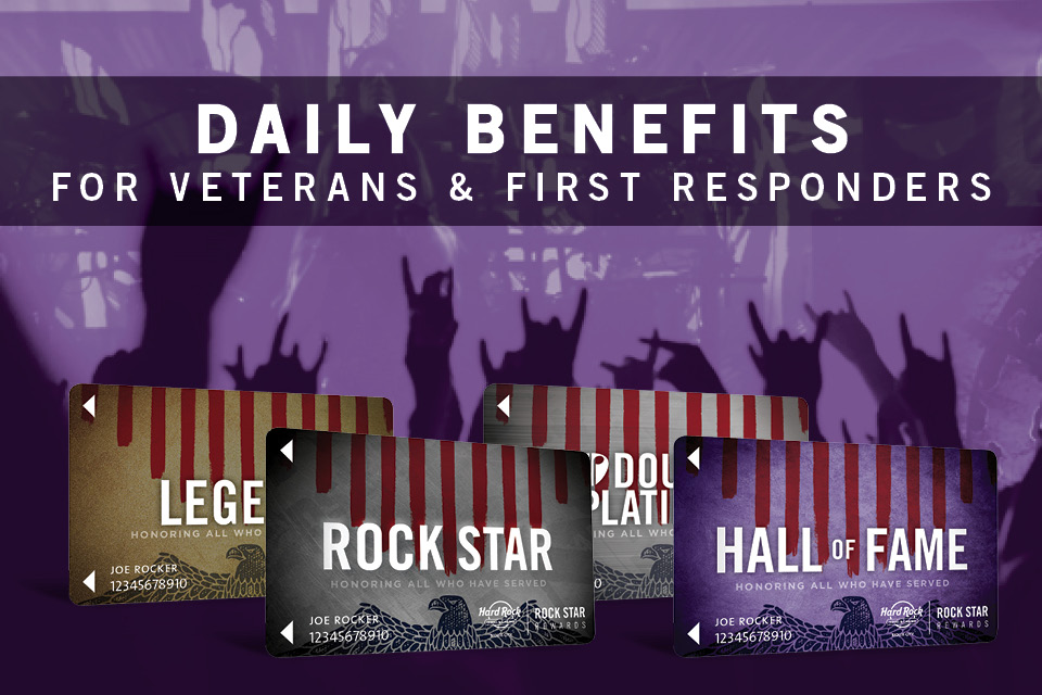 daily benefits veterans first responders