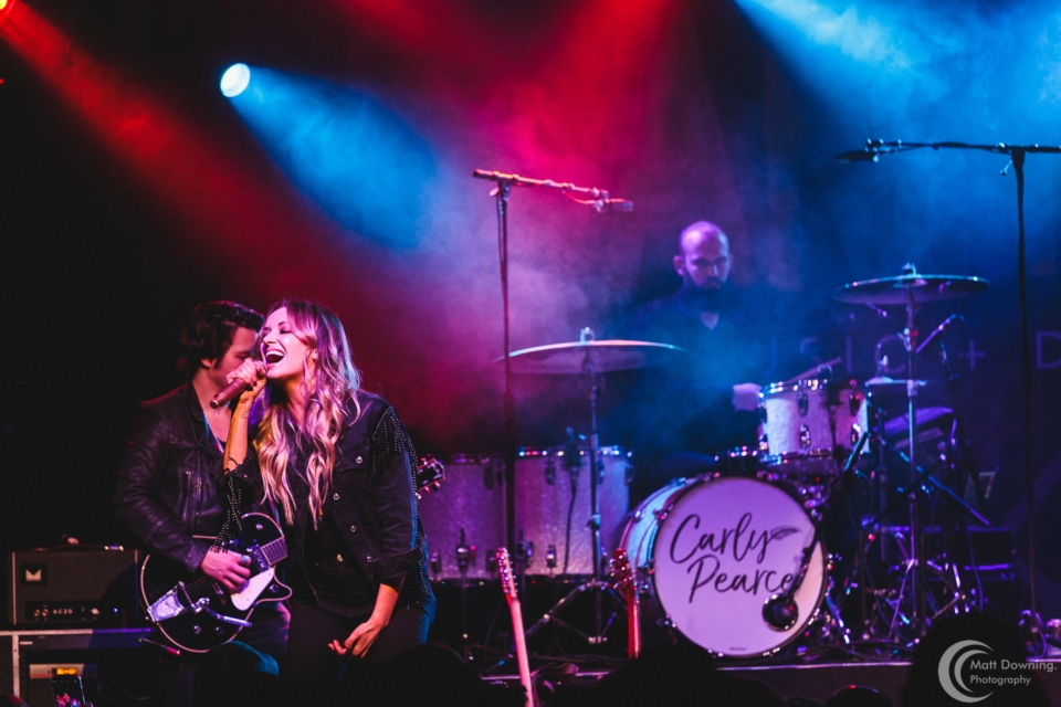 carly pearce sioux city concerts
