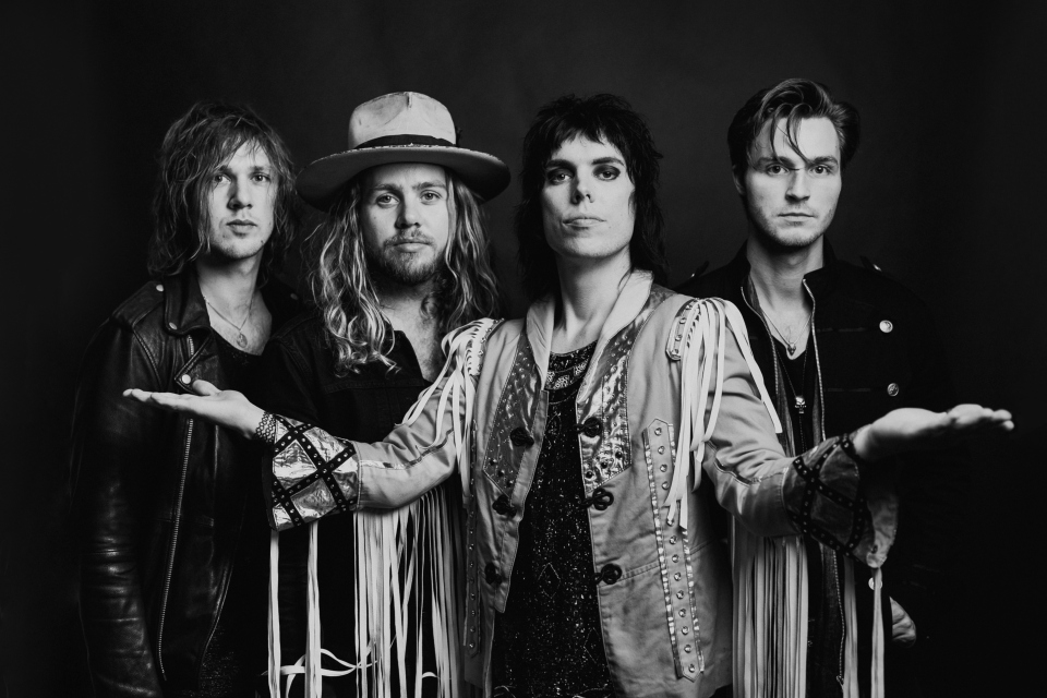 the struts sioux city event