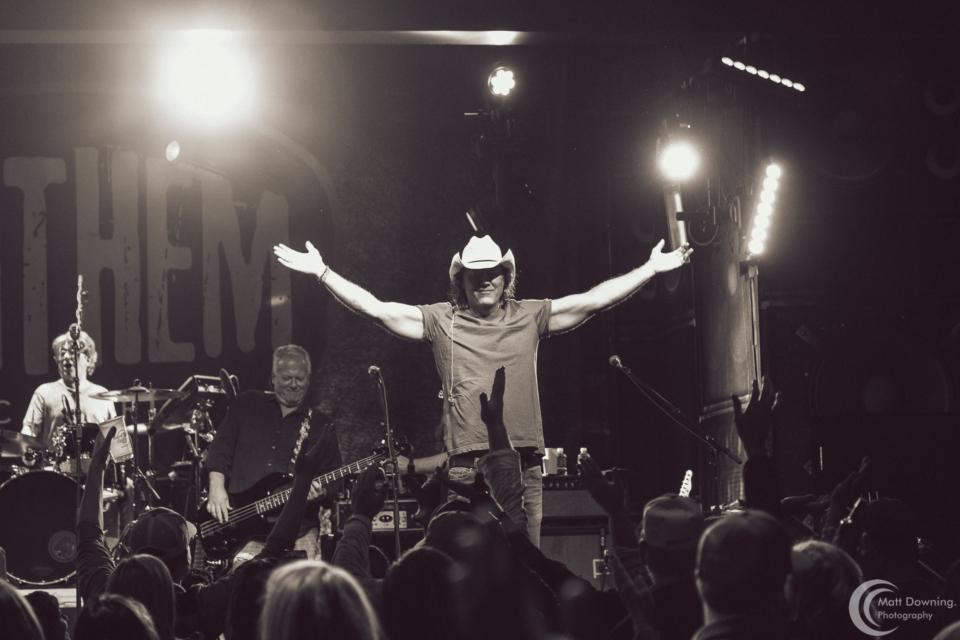 david lee murphy sioux city concerts