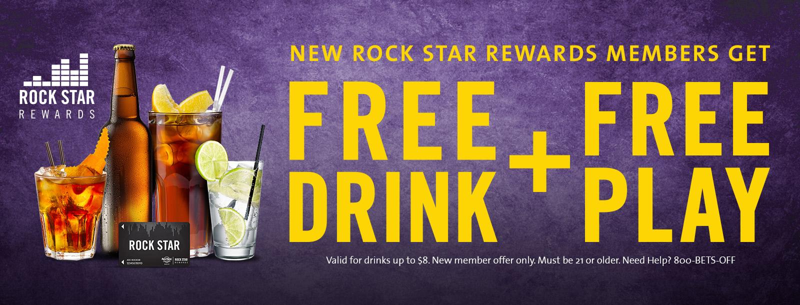 rock star rewards new members