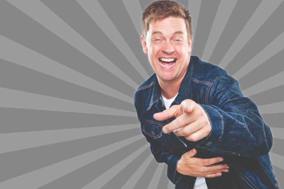 Jim Breuer sioux city comedy shows