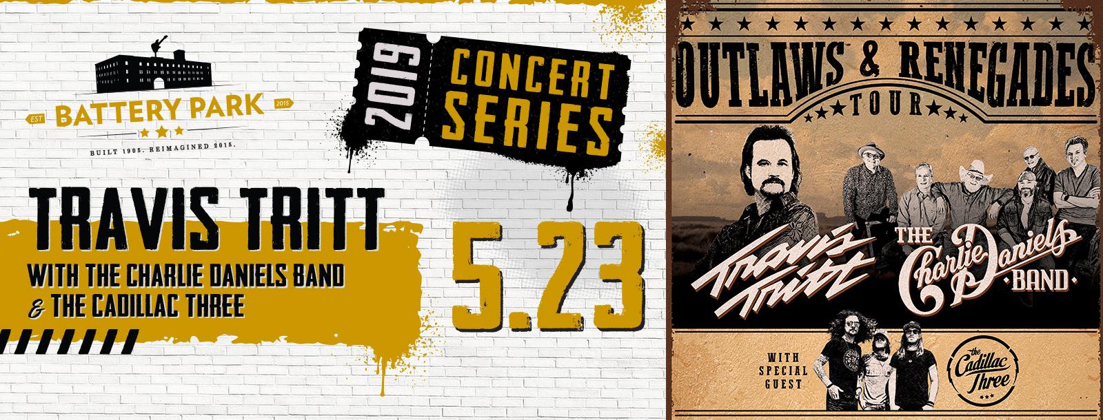 travis tritt battery park sioux city concerts