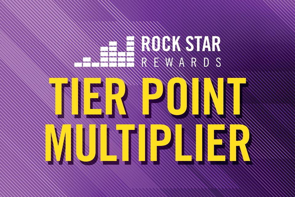 rockstar rewards tier point multiplier iowa entertainment