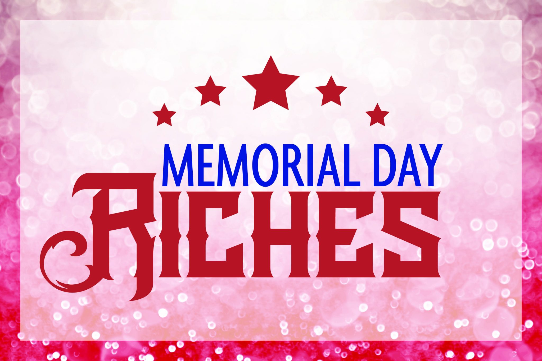 memorial day riches sioux city casino promotions
