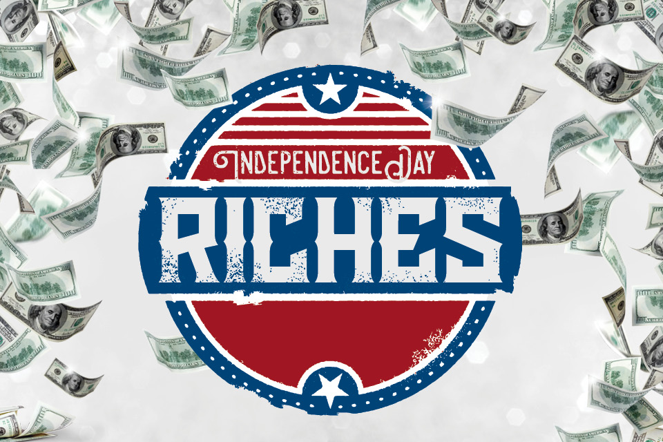 independence day riches iowa entertainment