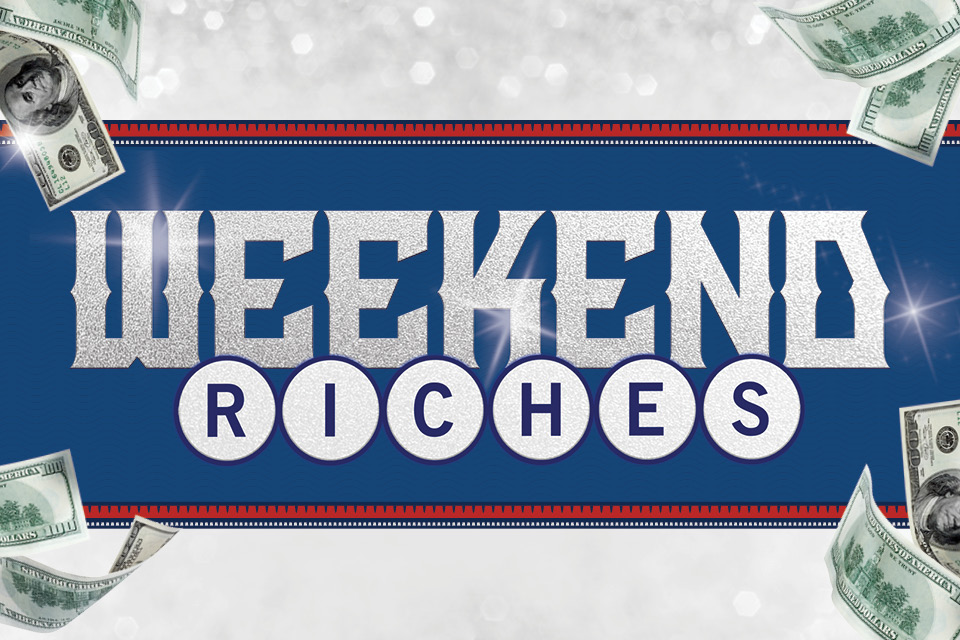 weekend riches sioux city entertainment